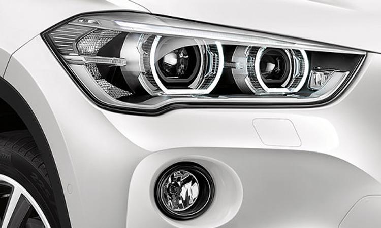 ไฟหน้า BMW X1
