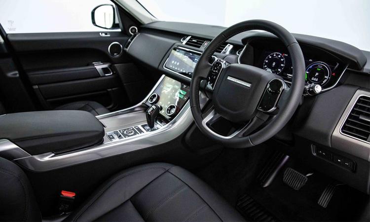 พวงมาลัย Range Rover Sport HSE Plus