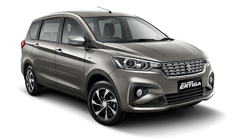 ราคา ตารางผ่อนดาวน์ Suzuki Ertiga 2020