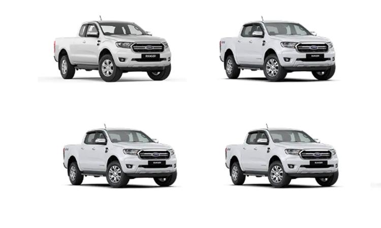 Ford Ranger รุ่น Limited