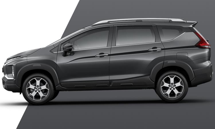 XPANDER CROSS สีเทา Graphite Grey Metallic (NEW)