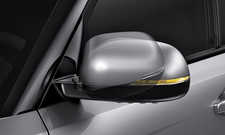 กระจกมองข้างKia Soul EV 2020