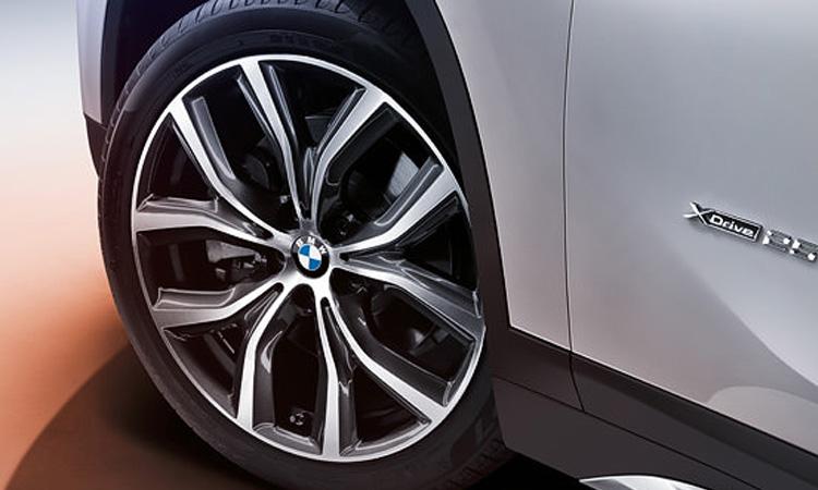 ล้อแม็ก BMW X1