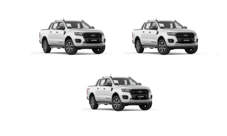 Ford Ranger รุ่น Wildtrak