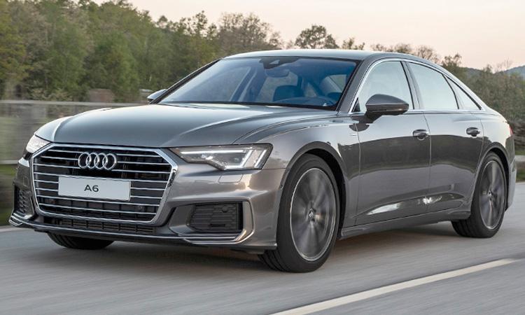 รูปลักษณ์ Audi A6 Sedan