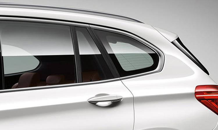 ดีไซน์ด้านข้าง BMW X1
