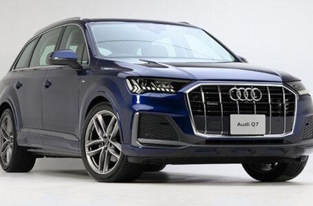 ราคา ตารางผ่อนดาวน์ Audi Q7 45 TDI quattro 2020