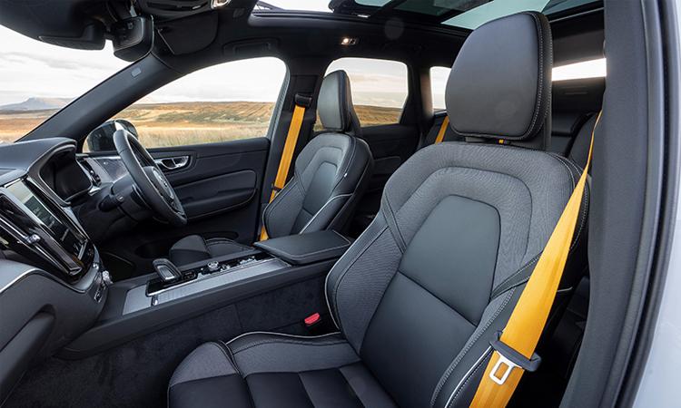 ดีไซน์ภายใน Volvo XC60 T8 AWD Polestar Engineered