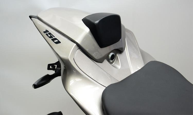 ดีไซน์เบาะ Suzuki GSX S150