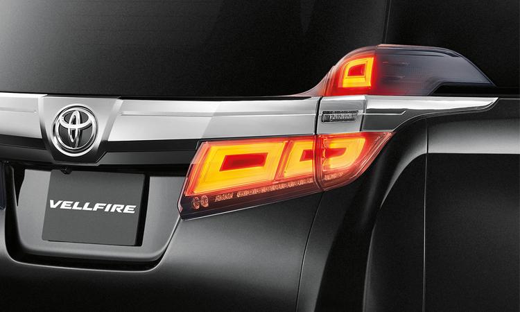 ไฟท้าย Toyota Vellfire