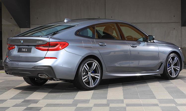ดีไซน์ดรอบคัน BMW 630i GT M Sport