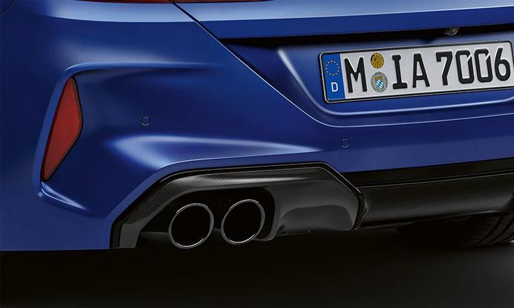 ปลายท่อไอเสีย BMW M8 Competition Coupe'
