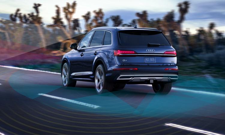 ระบบความปลอดภัย Audi Q7 Minorchange 45 TDI quattro