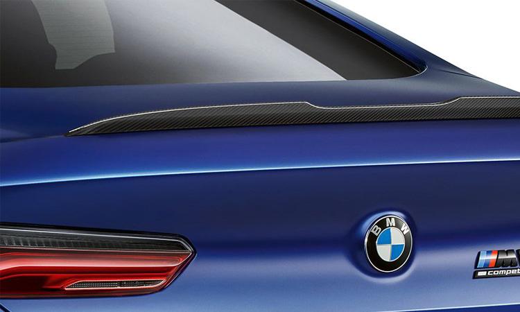 ท้าย BMW M8 Competition Coupe'