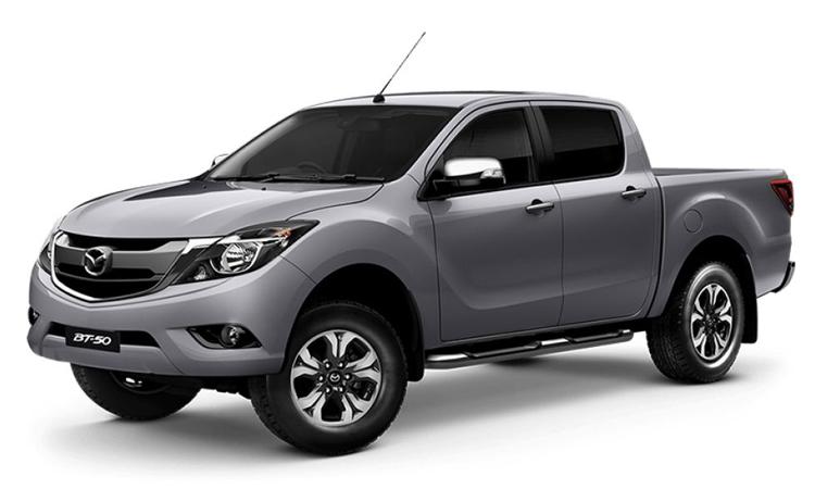 ราคา ตารางผ่อนดาวน์ Mazda BT-50 Pro ปี 2020 - 2021 1