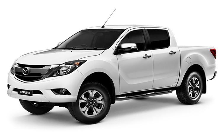 ราคา ตารางผ่อนดาวน์ Mazda BT-50 Pro ปี 2020 - 2021 2