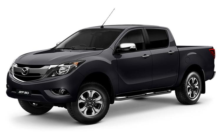 ราคา ตารางผ่อนดาวน์ Mazda BT-50 Pro ปี 2020 - 2021 4