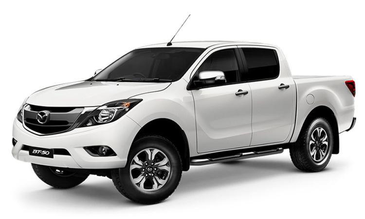 ราคา ตารางผ่อนดาวน์ Mazda BT-50 Pro ปี 2020 - 2021 5