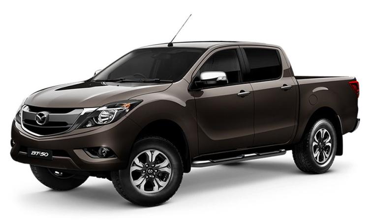 ราคา ตารางผ่อนดาวน์ Mazda BT-50 Pro ปี 2020 - 2021 6