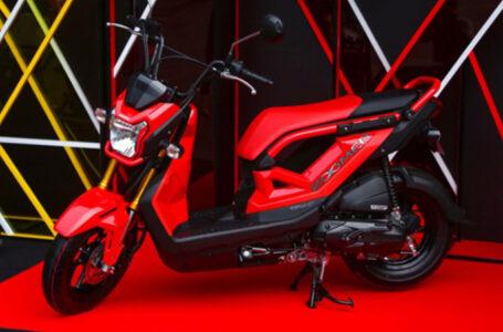 ราคา ตารางผ่อนดาวน์ Honda Zoomer-X ปี 2020 – 2021