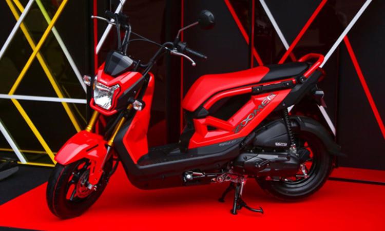 ราคา ตารางผ่อนดาวน์ Honda Zoomer-X ปี 2020 - 2021