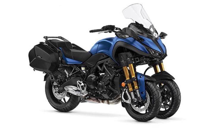 ราคา ตารางผ่อนดาวน์ Yamaha Niken 2020