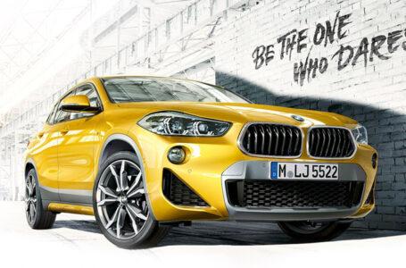 ราคา ตารางผ่อนดาวน์ BMW X2 ปี 2020