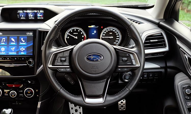 พวงมาลัย Subaru Forester GT Edition