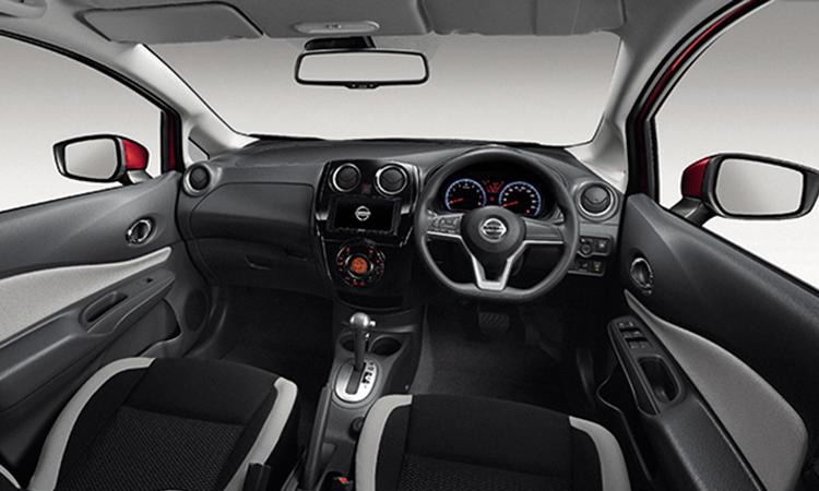 ภายใน Nissan NOTE N-Sport Package