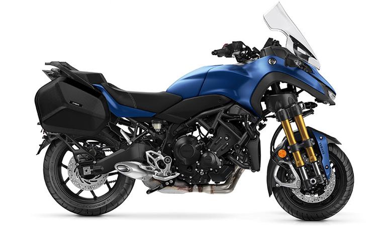 Yamaha Niken สี MAT BLUISH GRAY