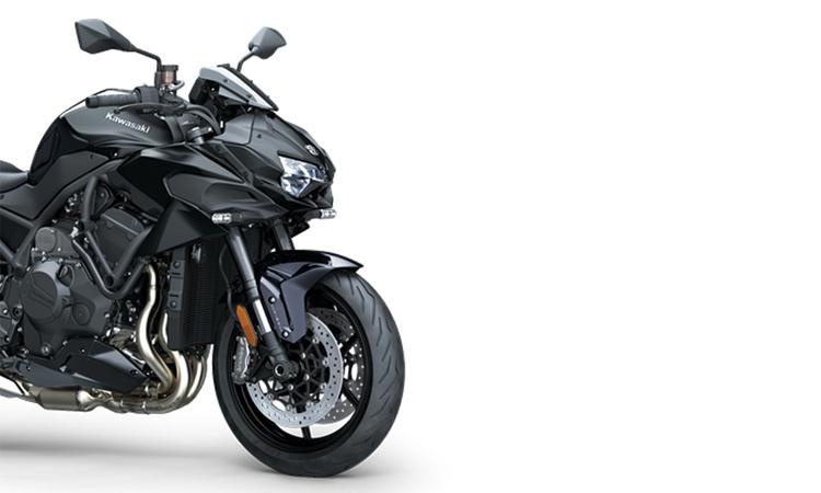 Kawasaki Z H2สีดำ