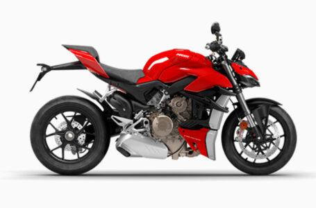 ราคา ตารางผ่อนดาวน์ Ducati Streetfighter V4