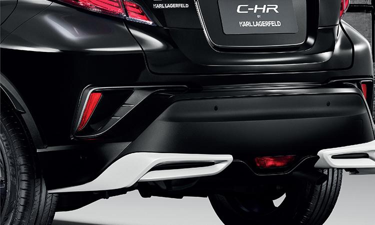 กันชนท้าย Toyota C-HR KARL LAGERFELD Hybrid High