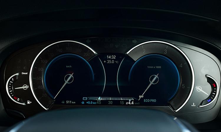 เรือนไมล์ BMW X3