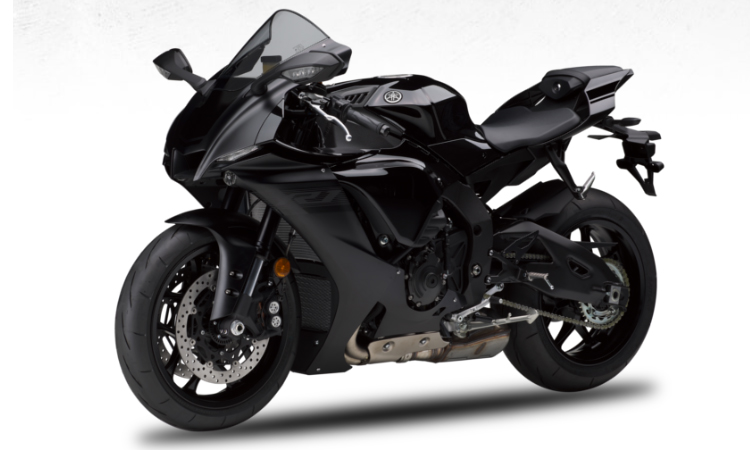 Yamaha YZF-R1 สีดำ