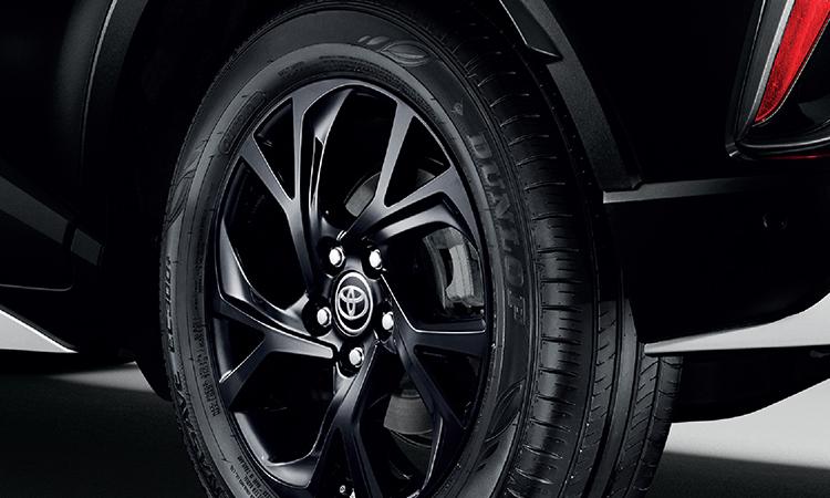 ล้อแม็ก Toyota C-HR KARL LAGERFELD Hybrid High