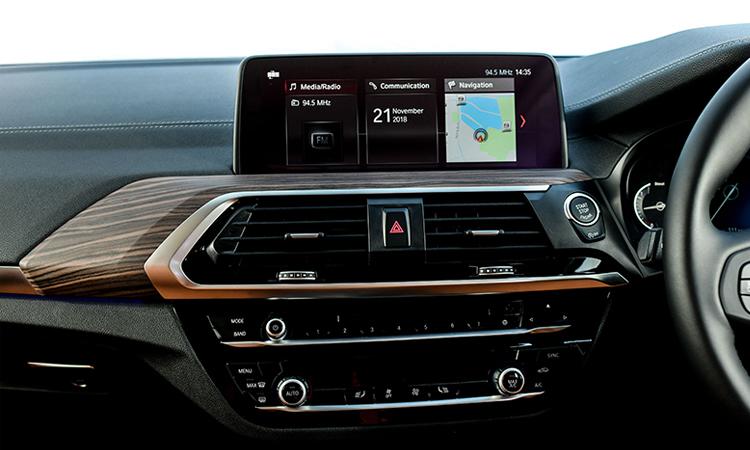 จอกลาง BMW X3