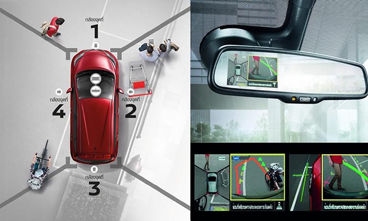 ระบบความปลอดภัย Nissan NOTE N-Sport Package