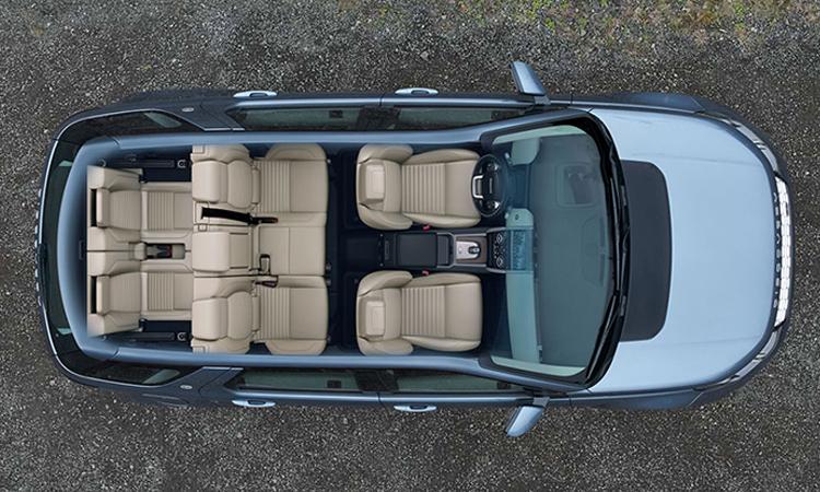 ดีไซน์แถวนั่ง Land Rover DISCOVERY Sport