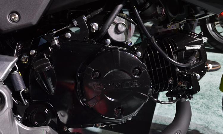 เครื่องยนต์ Honda MSX125SF