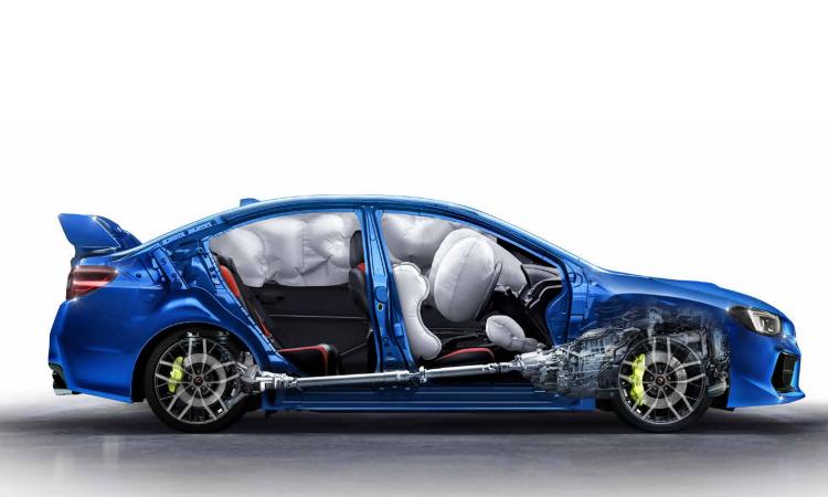 ระบบความปลอดภัย Subaru WRX