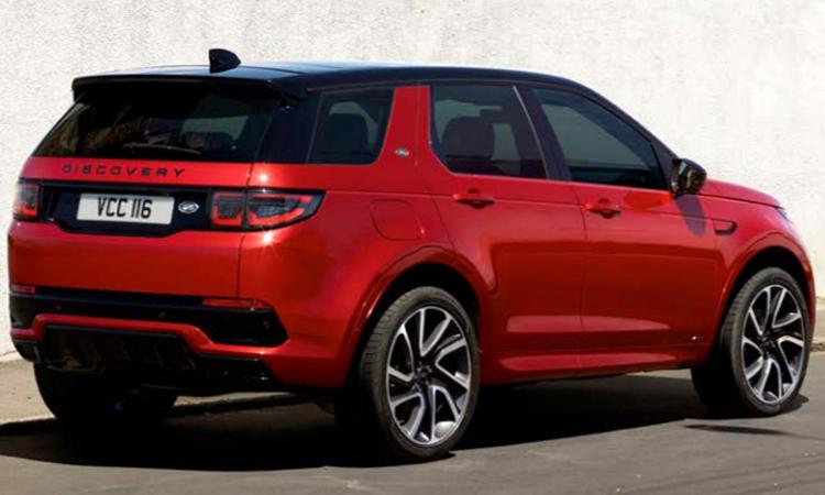 ระบบความปลอดภัย Land Rover DISCOVERY Sport