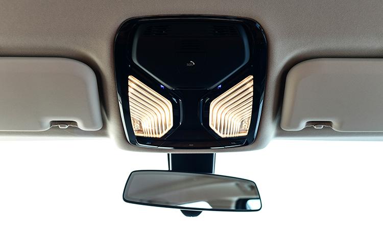 ไฟอ่านหนังสือ BMW X3