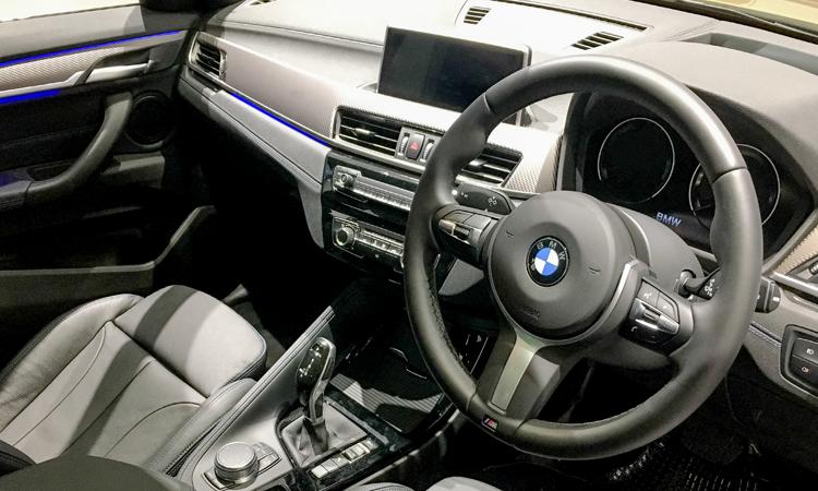 ดีไซน์ BMW X2