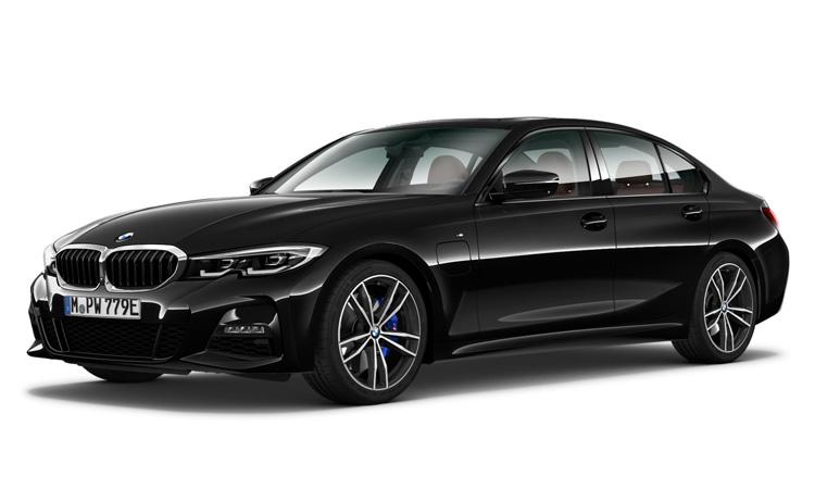 BMW 330e M Sport (Plug-in Hybrid) สีดำ Black Sapphire
