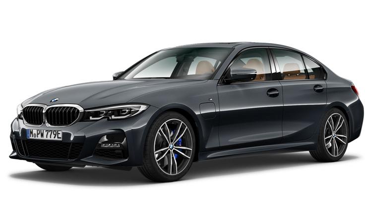 BMW 330e M Sport (Plug-in Hybrid) สีเทา Mineral Grey