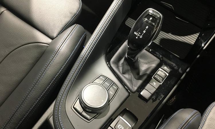 เกียร์ BMW X2