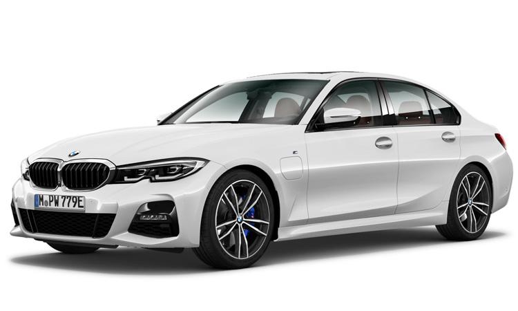 BMW 330e M Sport (Plug-in Hybrid) สีขาว Mineral White