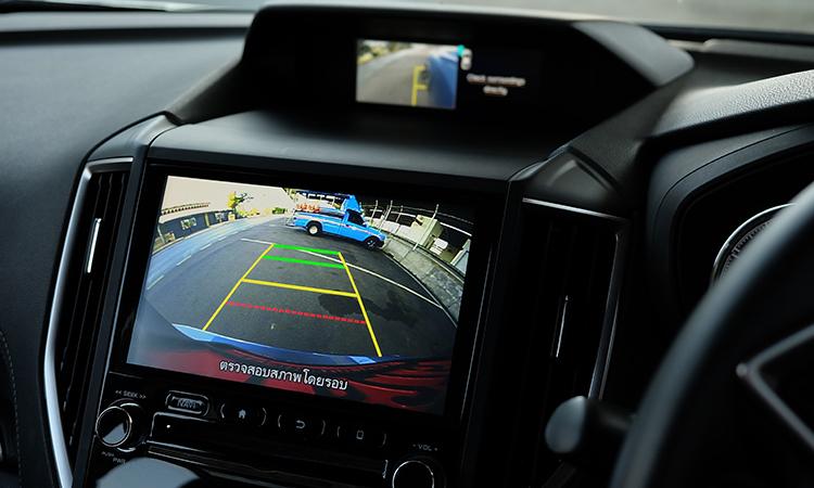 กล้องถอยหลัง Subaru Forester GT Edition