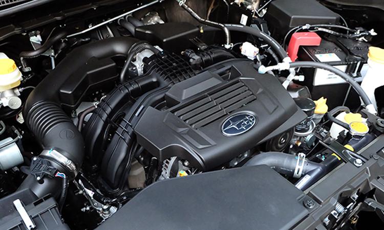 เครื่องยนต์ Subaru Forester GT Edition